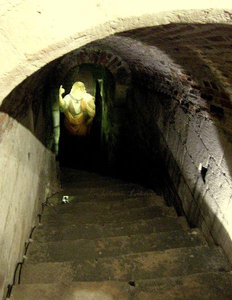 Clos Luce souterrain