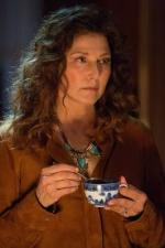 catherine keener et sa tasse de thé dans get out