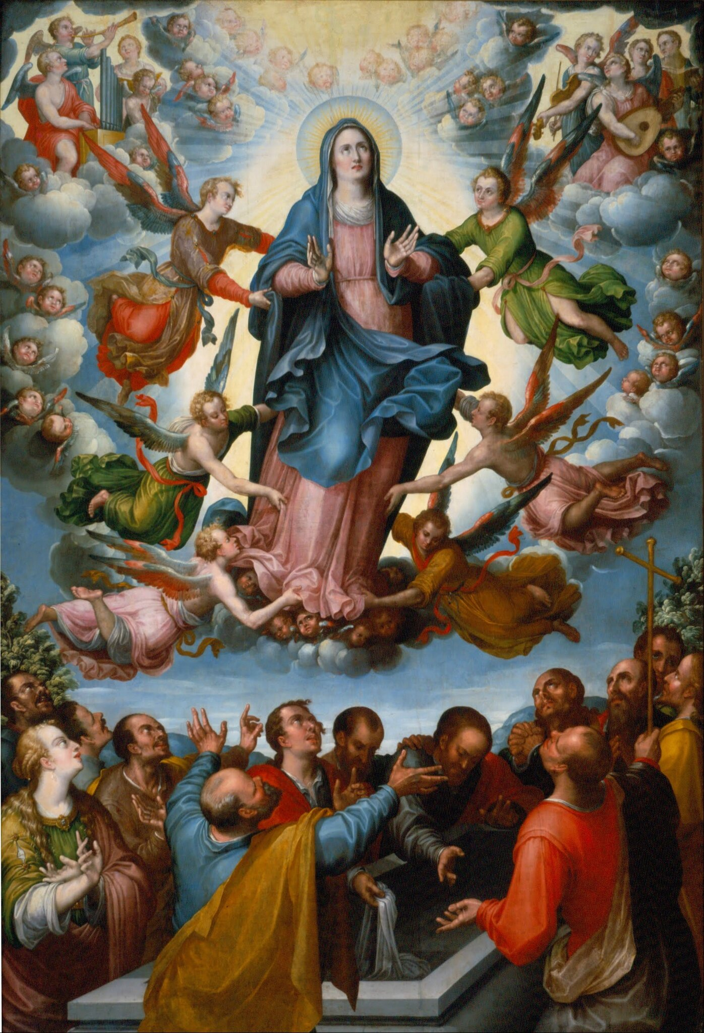 Alonso_López_de_Herrera_-_The_Assumption_of_the_Virgin_-_Google_Art_Project (1)