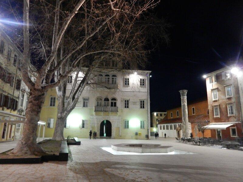 Zadar, vestiges romains 190217 1