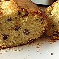 Recette cake aux raisins secs (en images)