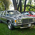 FORD Ltd Country Squire Wagon Liège (1)