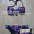 Abbey Dawn Oh My Butterfly Bikini