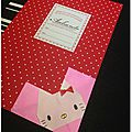 Marque-page hello kitty 1