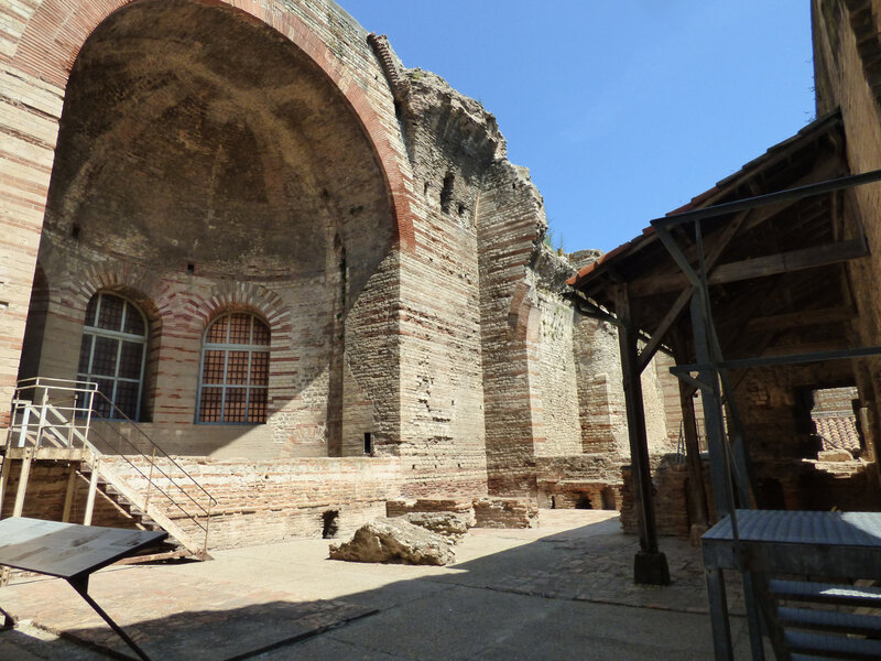 15 Arles Thermes Constantin (4)