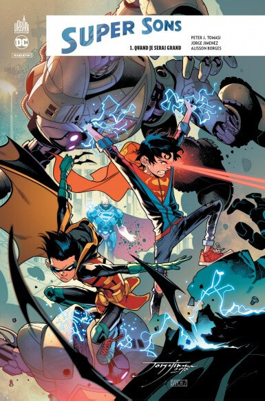 super sons 01 quand je serais grand