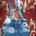 nouveaux sac en jeans
