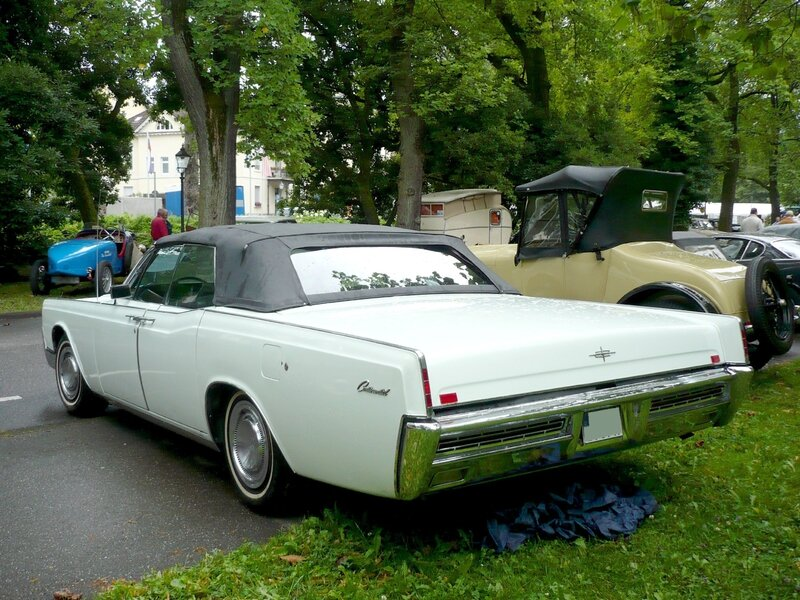 LINCOLN Continental 2door convertible 1967 Baden Baden (2)