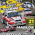 11 Rallye de la Famenne