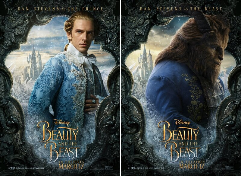 Dan Stevens_The Prince-The Beast_Beauty and The Beast