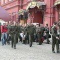 Militaires devant Musée d'Histoire