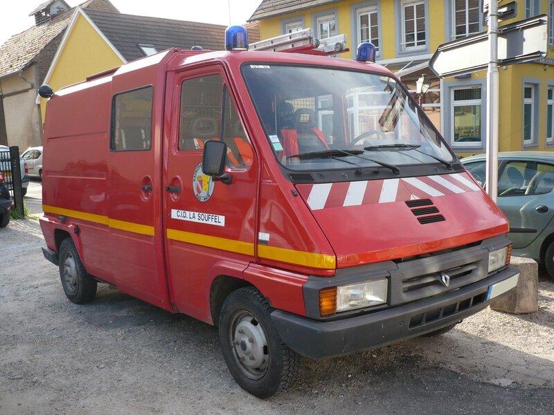 RENAULT Master I Camionnette d'Interventions Diverses Pompiers La Souffel Griesheim sur Souffel (1)
