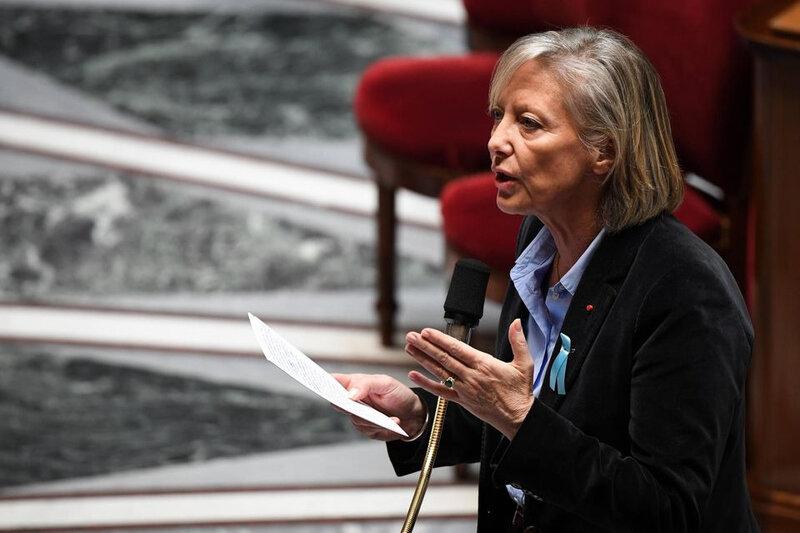 Sophie Cluzel Libération