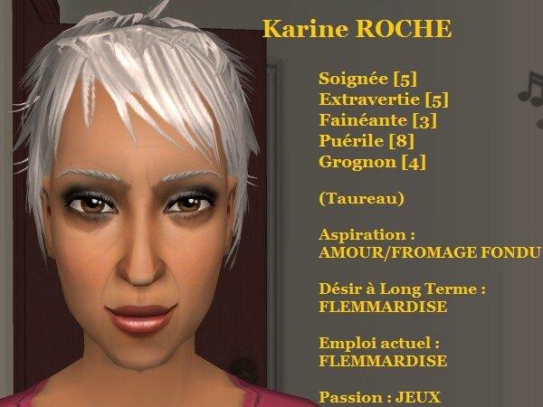 Karine ROCHE
