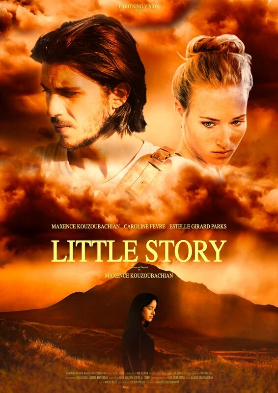 LITTLE STORY POSTER