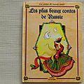 Les plus beaux contes de russie, collection les contes du monde entier, éditions du korrigan 2001