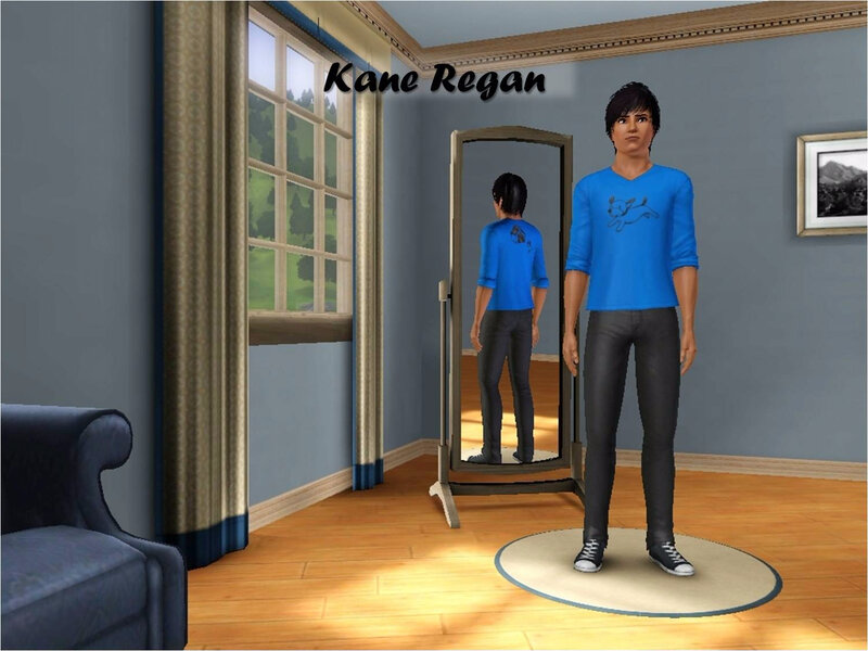 Kane Regan