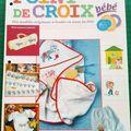 Fascicule point de croix bébé n° 39