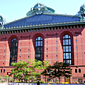 Harold washington library - chicago - illinois - etats-unis
