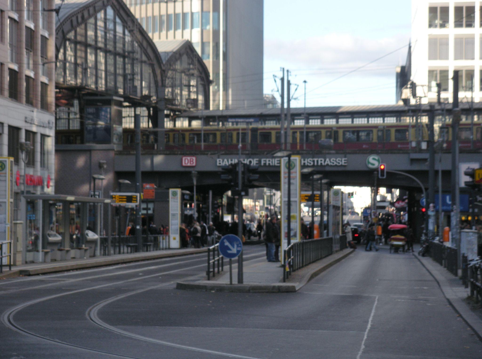 Berlin Friedrichstrasse (Allemagne)