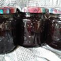 Marmelade de cerises