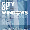 City of windows de robert pobi