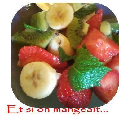 salade de fruits jolie