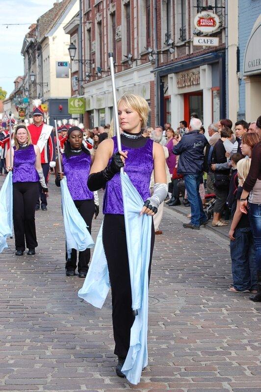5 sept 2010 fête de l'andouille avec jean pierre mader et collectif métissé (70)