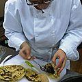 Démonstrations culinaires au SIRHA 2011 pour HEUSCHEN chez METRO