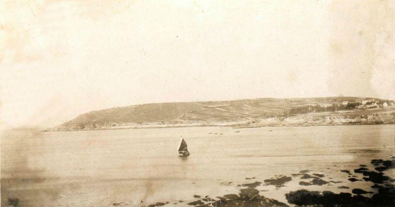 Vue du Loch Primelin