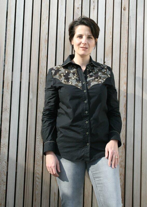 Chemise Jolaine - République du Chiffon