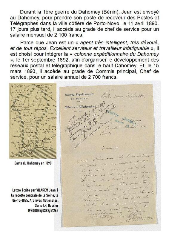 38-9) VILAREM Jean - Légion d'Honneur - Page 4