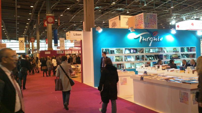 Salon du livre de Paris 2011 : Turquie