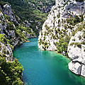 Quinson, basses gorges du Verdon (04)
