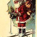 Père Noël 16. Print Artist.