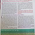 Bulletin n°2 du collectif le blanc-mesnil à venir