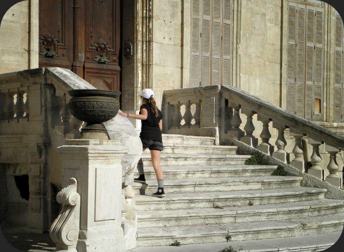 escalier maison Valmer