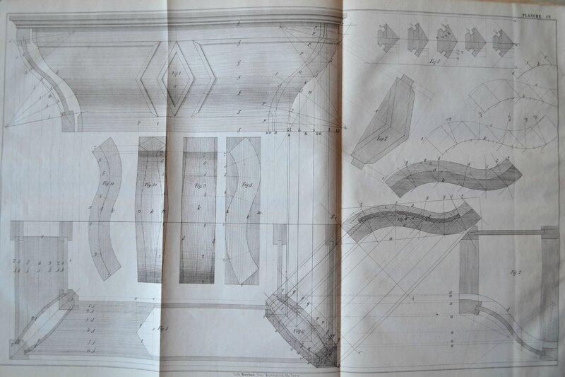arêtier courbe,autoconstruction bois assemblage en bois