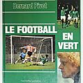 Livre sport ... le football en vert