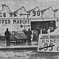 Il y a 50 ans ouvrait auchan roncq et les syndicats découvraient la grande distribution