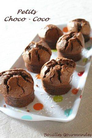 gateaux choco-coco-bouilles gourmandes