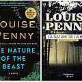 The nature of the beast, de louise penny