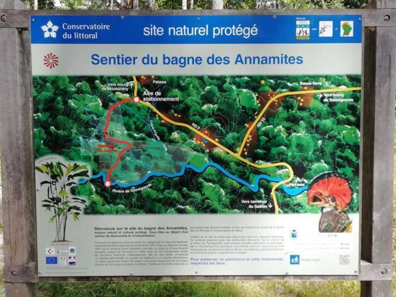 Sentier Bagne des Annamites