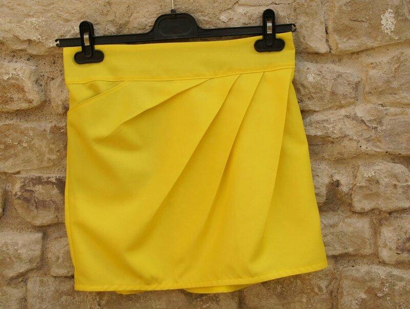 1001 perles jaune 01