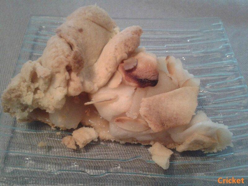 Tarte poires-pommes2