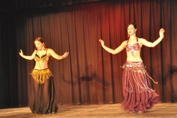 Fête du centre culturel d'Othis (77), le 11/04/2010, avec Caroline