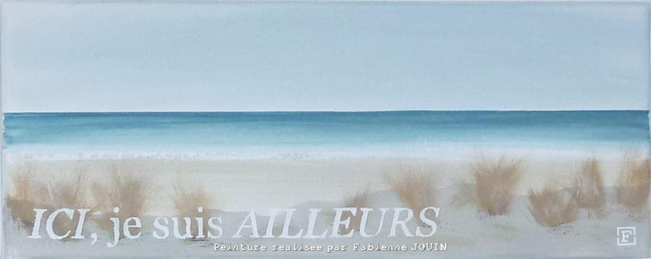 Dunes + Ici je suis ailleurs