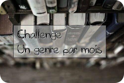 Challenge : Un genre par mois (2018)