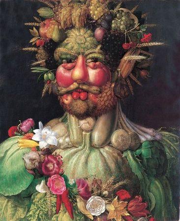 Giuseppe-Arcimboldo-Vertumnus-1590