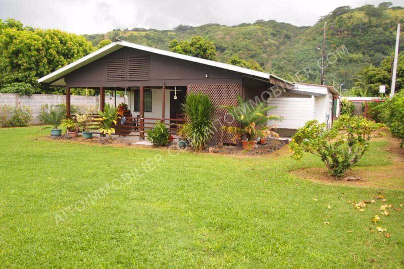 location maison polynésie française